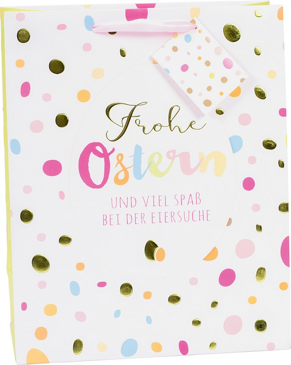 LIBRO_Tragetasche Frohe Ostern_€ 3,99