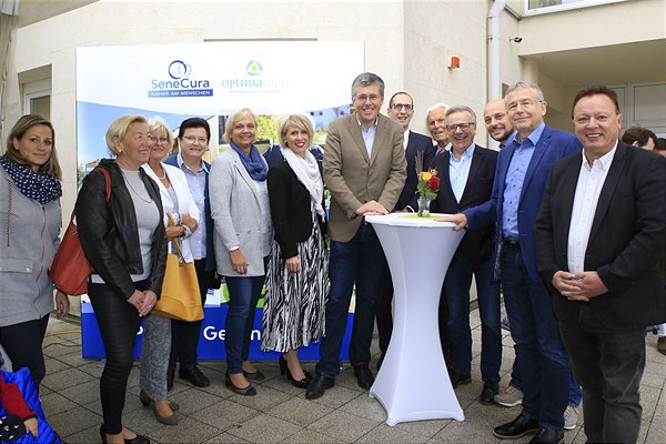 OptimaMed_Perchtoldsdorf Frühschoppen_Presse1