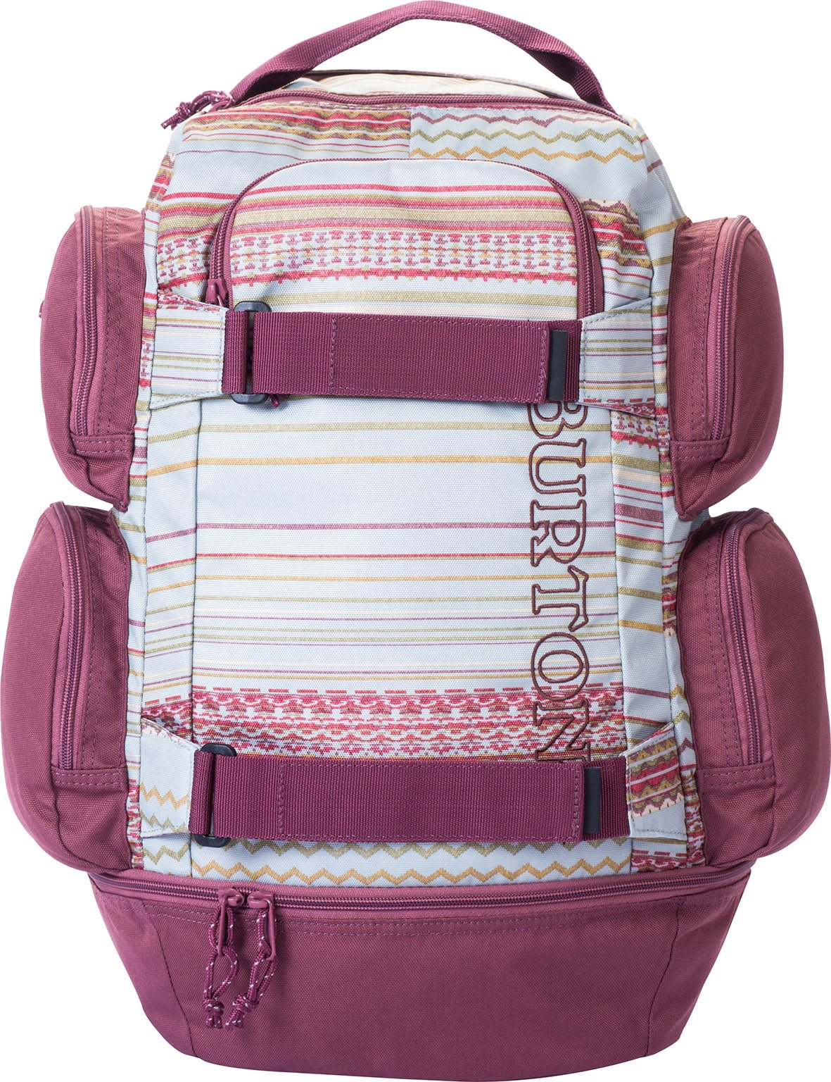LIBRO_Burton Distortion Pack Aqua Gray_€ 69,99
