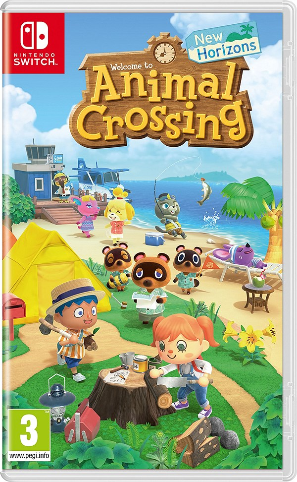 LIBRO_Animal Crossing New Horizons