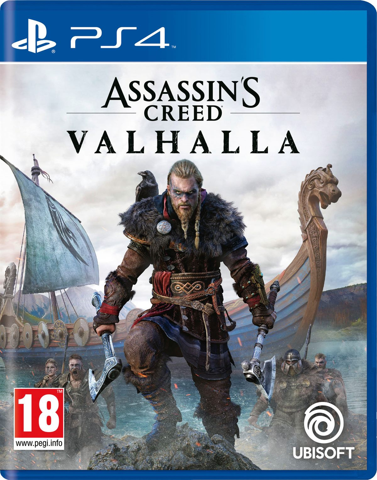 LIBRO_Assassins Creed Valhalla_PS4_€ 55