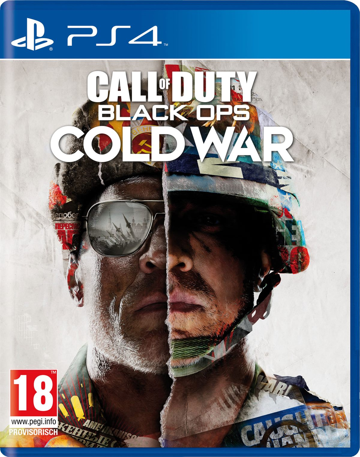 LIBRO_Call of Duty Black Ops Cold War_PS4_€ 69,99