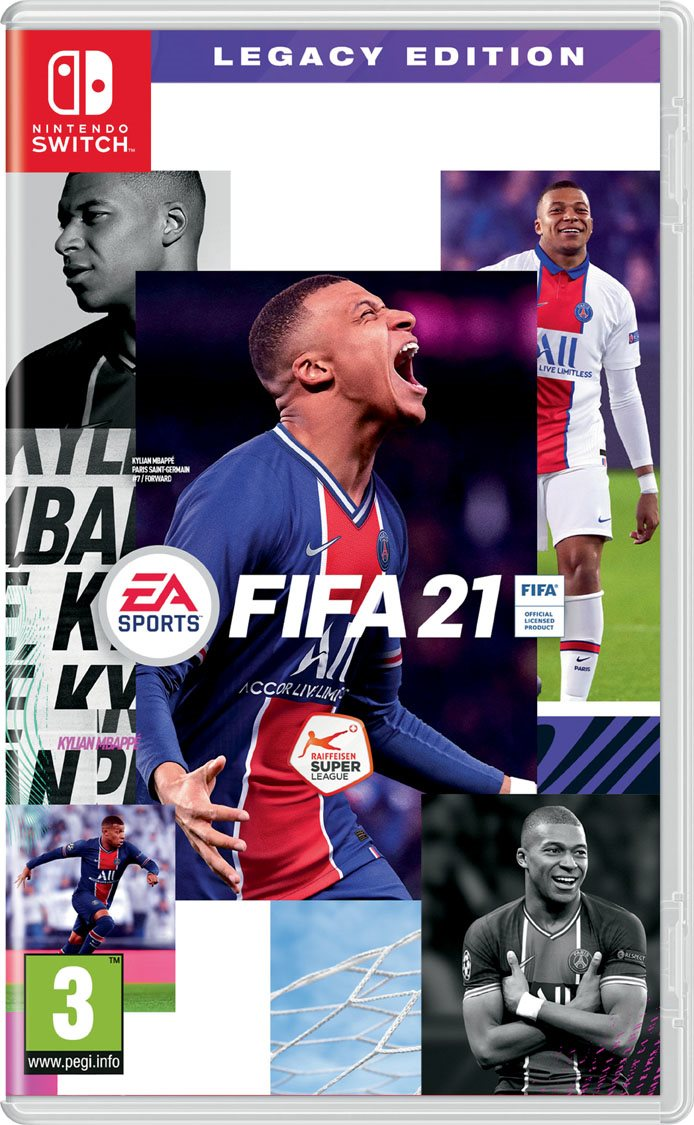 LIBRO_Fifa 21 Legacy Edition_Nintendo Switch_€49,99