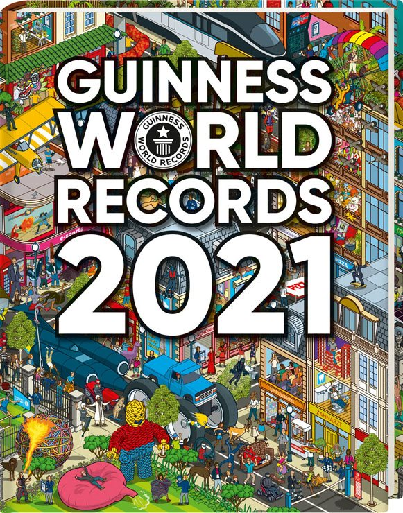 LIBRO_Guinness World Records 2021_€20,60