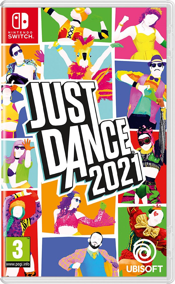 LIBRO_Just Dance 2021_Nintnedo Switch_€59,99