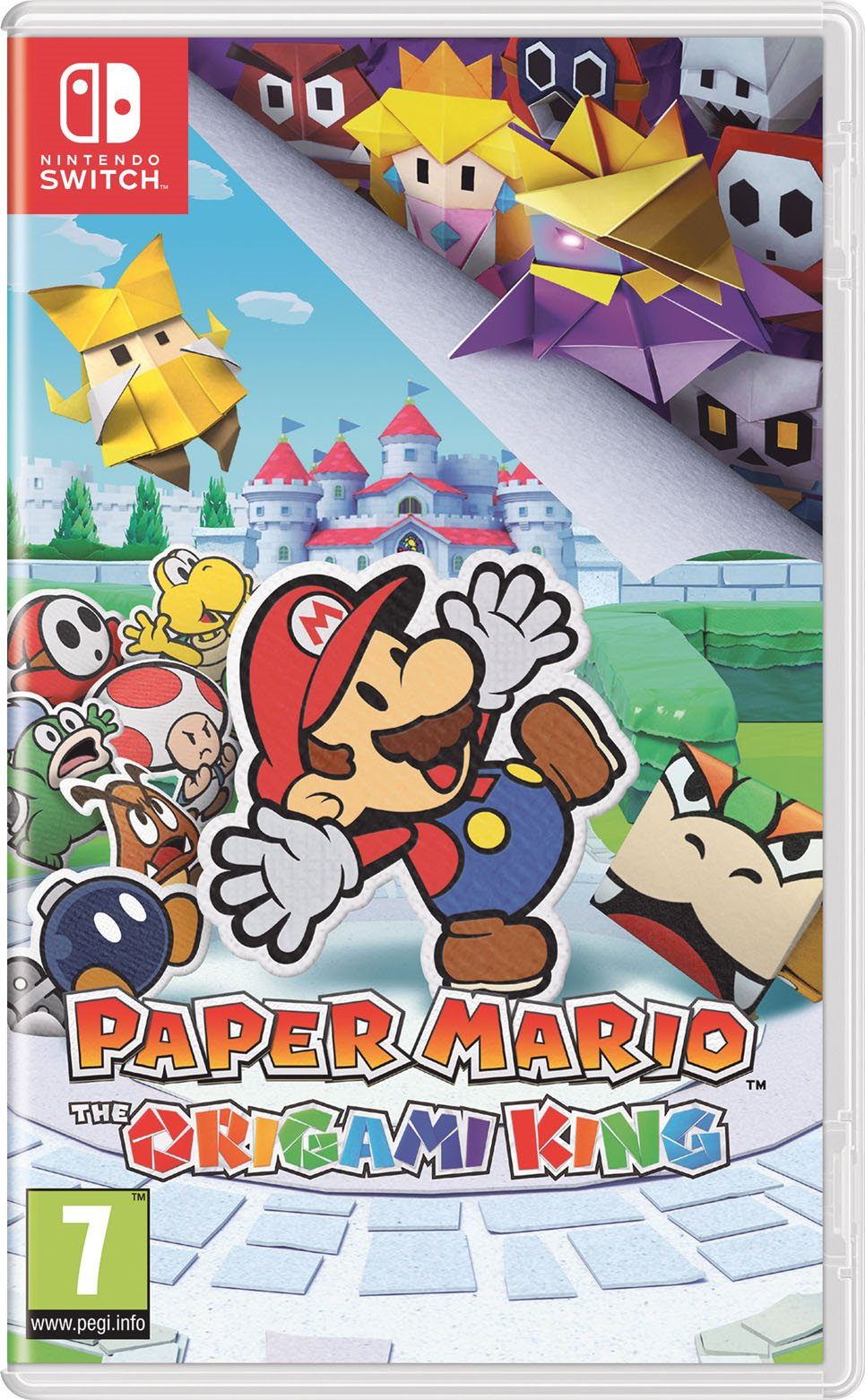 LIBRO_Paper Mario The Origami King_Nintendo Switch_€50,99