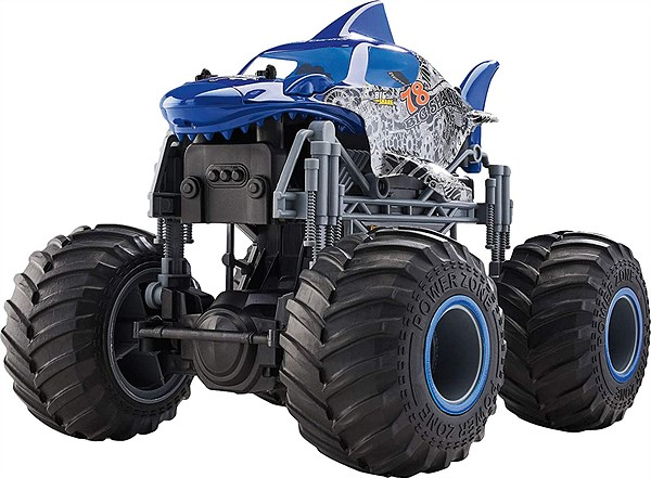 LIBRO_Revell Control Big Shark Monster Truck, ab 8 Jahren_€34,99