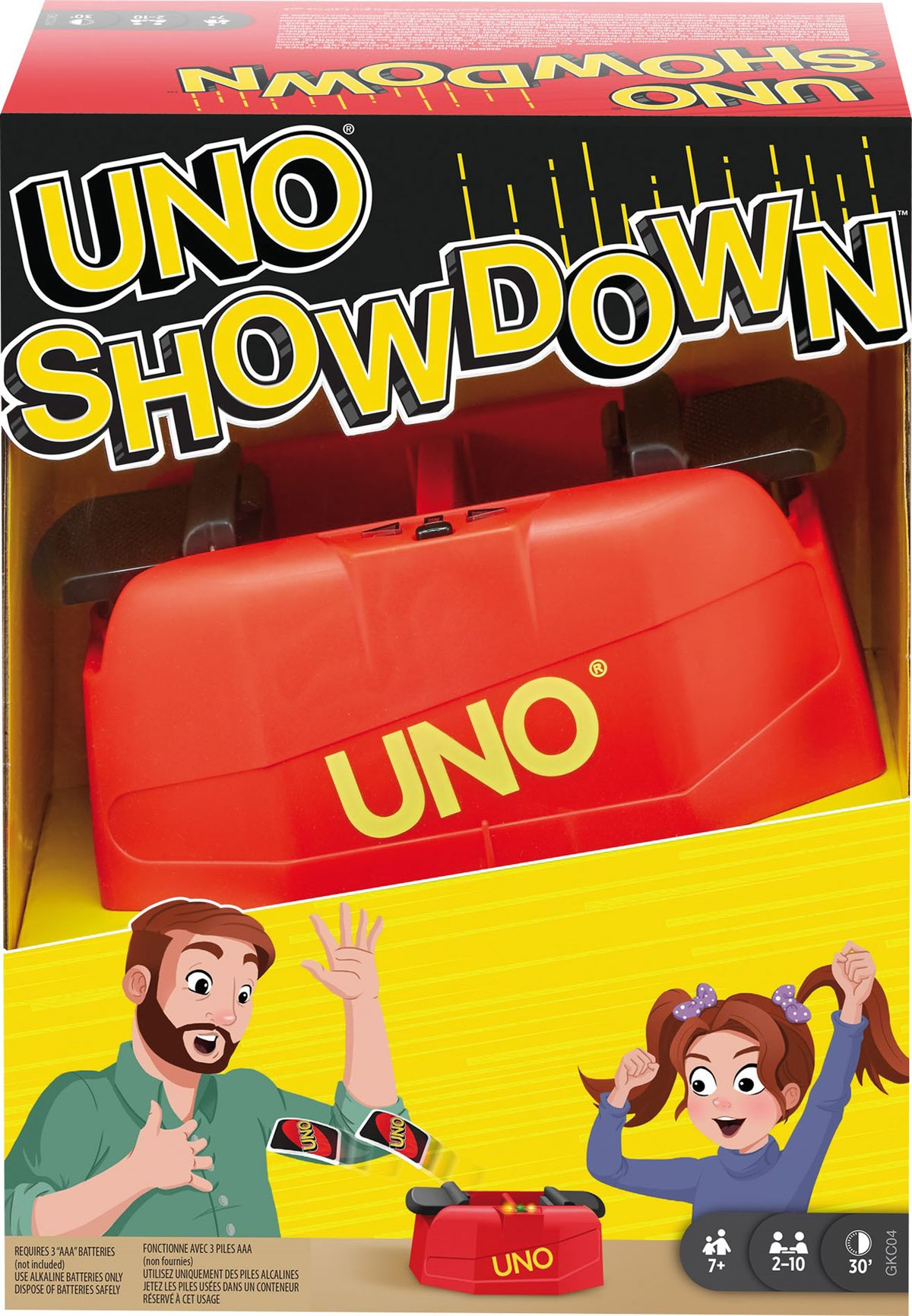 LIBRO_Uno Showdown_€22,99