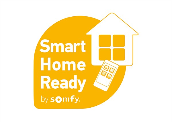 Somfy_Logo Smart Home Ready