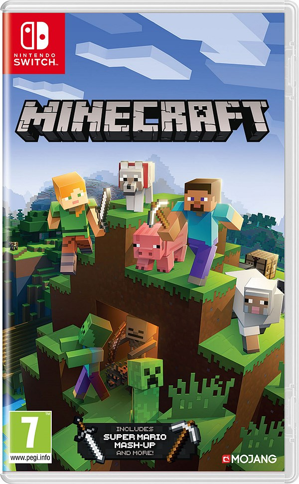 LIBRO_Minecraft, Nintendo Switch