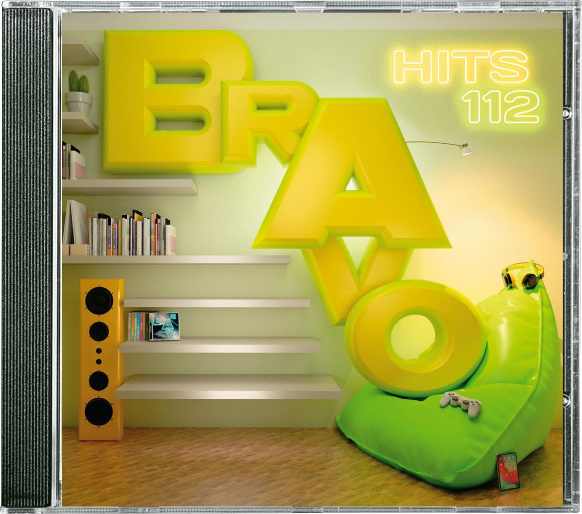 LIBRO_Bravo Hits Vol. 112_2 CD_€ 19,99